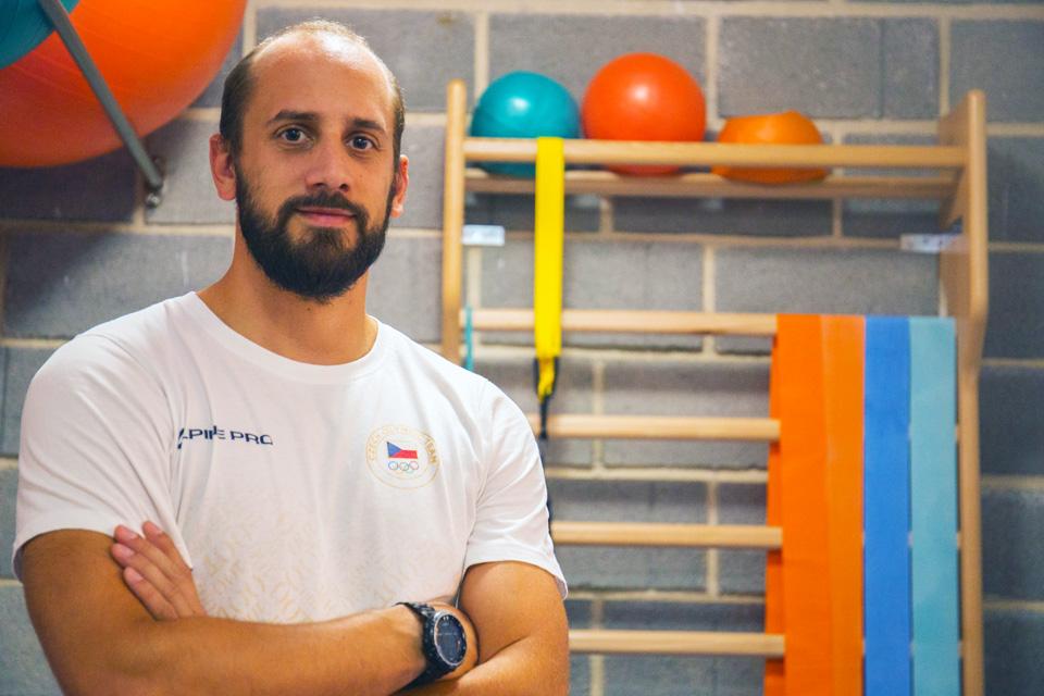 Jakub Marek - fyzioterapie Šumperk