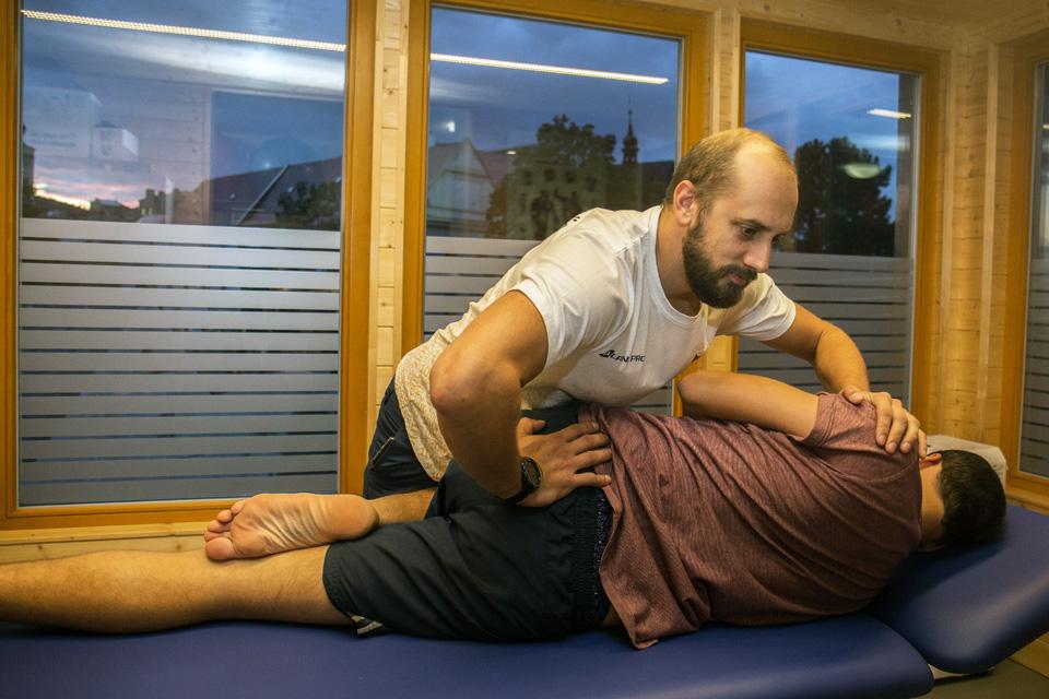 Fyzioterapie Šumperk